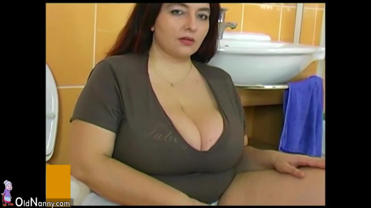 Fat mature fucked hard