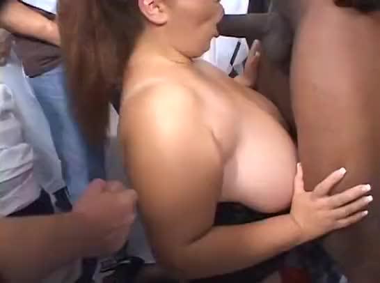 Bbw gangbang porn are