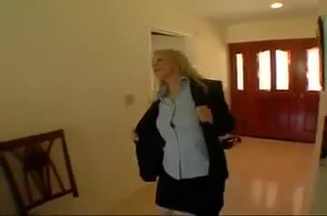 Bbw housewife milf does anal  bbc63