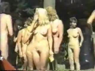 British naturist nude pageant
