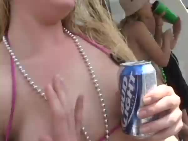 Mardi Gras Tits - Free Porn Videos - YouPorn