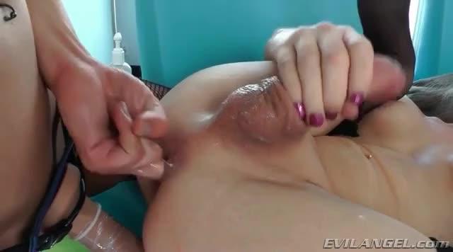 Young sheboy enjoys a cock