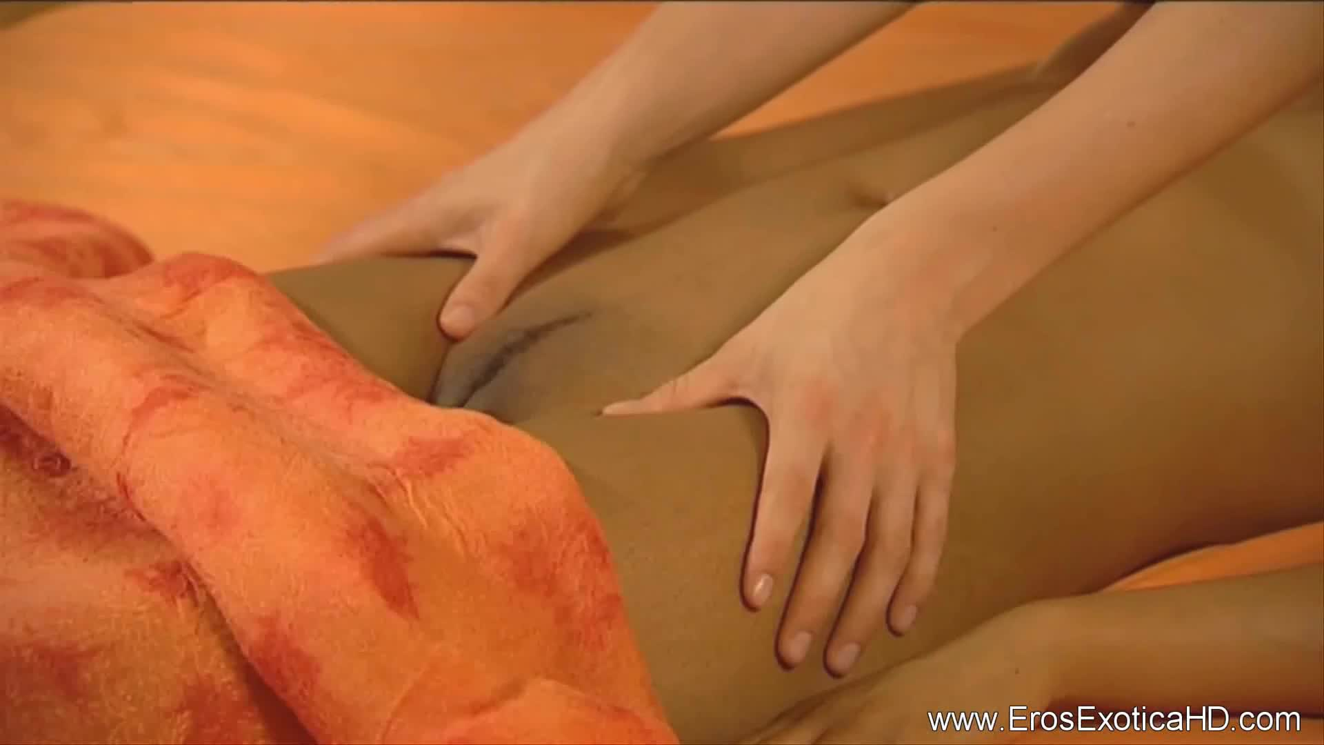 Indian massage tube