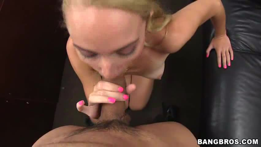 Backroom Facial Becky 103