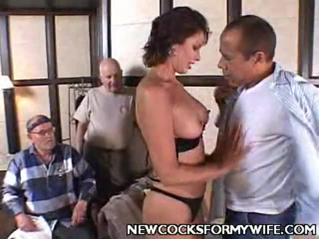 Real amateur housewife sharing her sexy life as a swinger - 2 part 2