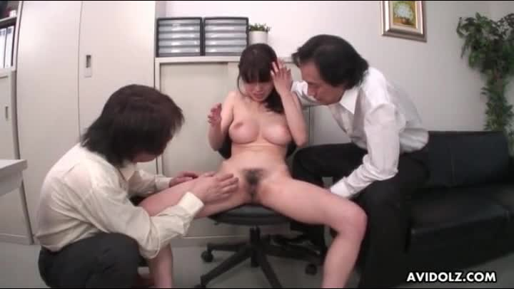 Japanese grope porn