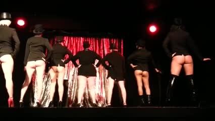 Big butt burlesque dancers 3