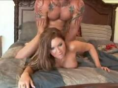 Sexy bitch getting fucked moving pics