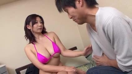 asian milf pounded