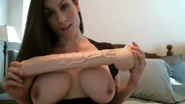 Length the the worlds biggest dildo fuck