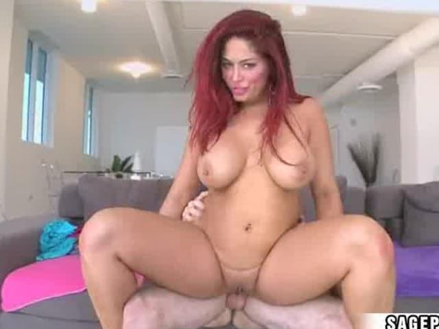 Big boob fucking latina — 4