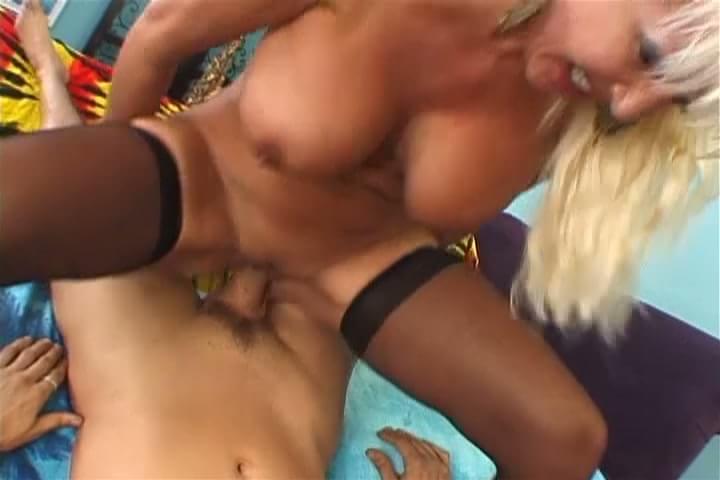 Big tit milf pounded