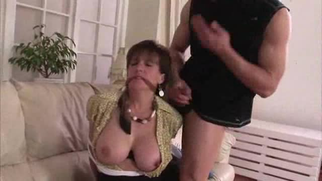 Black cock blow job