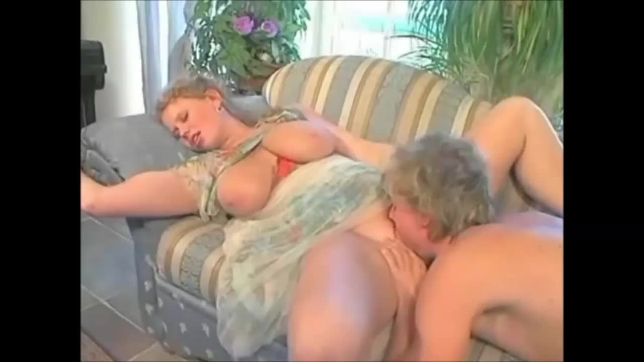 There something? big tits stepmom