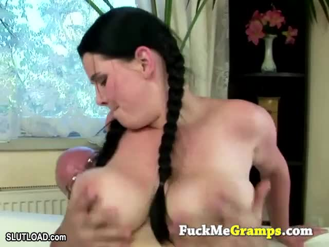 Tits video big old