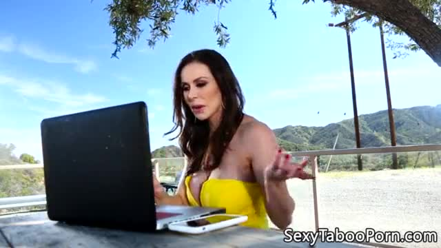 Taboo Bigtitted in milf trio spitroasted