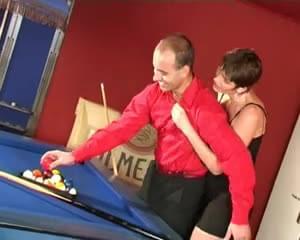 Billiard mature fuck (by edquiss)