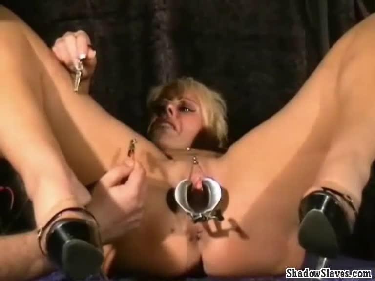 Pussy electro shock