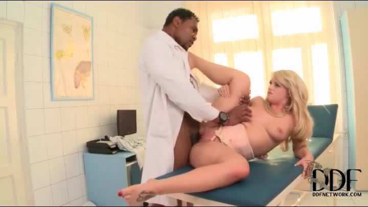Doctor fucks patient