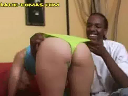Cute Black Girl White Guy