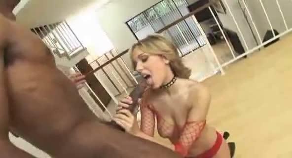 Blondes mandingo fucking