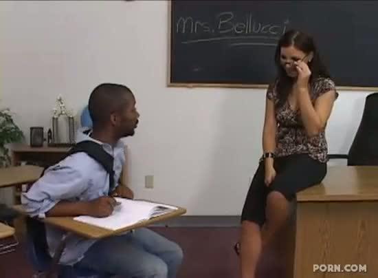 Fucking Black Teacher Student