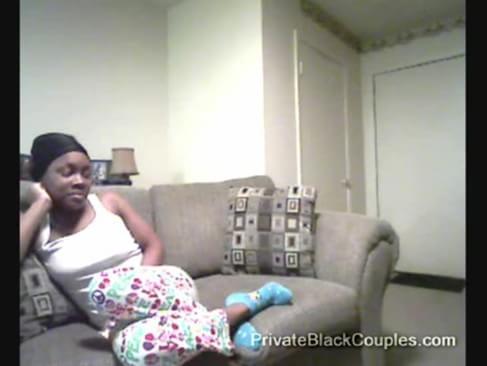 Ebony Homemade Teen Thot