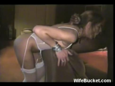 Mature wife cuffed blindfolded and fucked videos