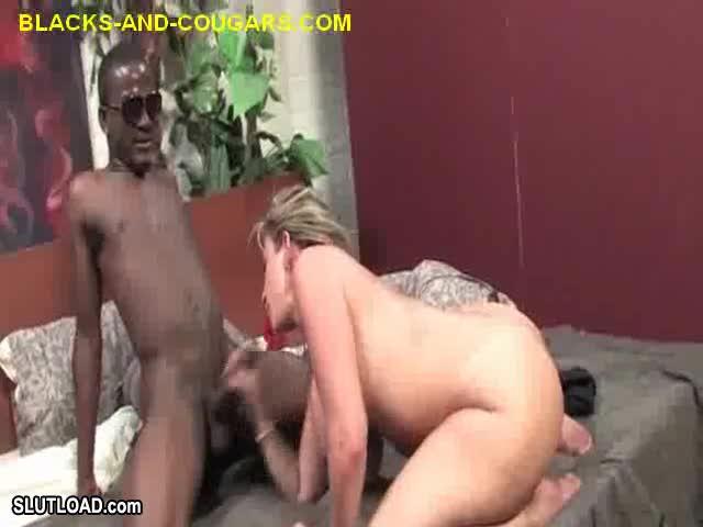 Cougars On Black Cocks Com