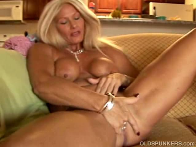 Spectacular boobs nude