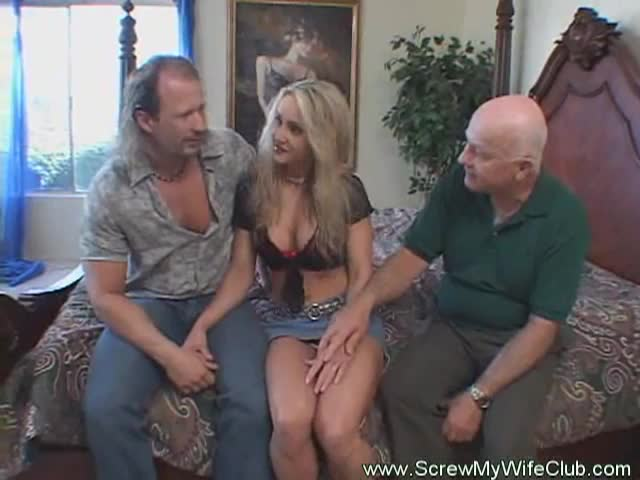 Cuckold amateur interracial free video