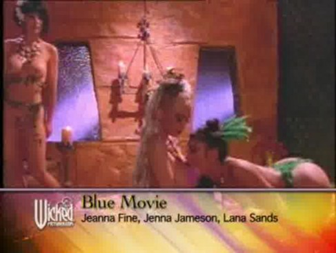 frau in strapsen jenna jameson blue movie