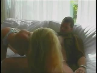 Sexy shemales group threesome