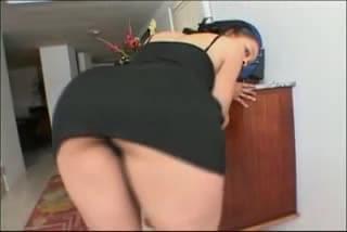 Ebony bootytalk