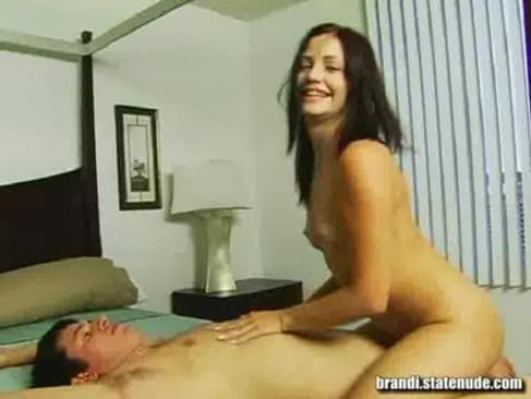 brandi model in sex education video Cover for: Babe give me you sweet ass,sexy nude brunettes