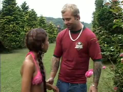 Brazilian girl dani sol - anal