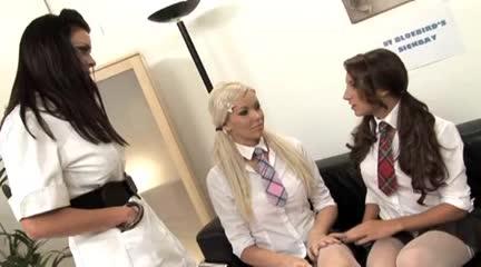 British Lesbian Schoolgirl