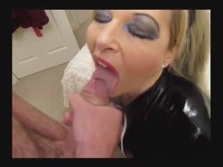 Eating pussy big tits