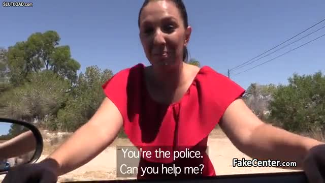Slutload milf cop