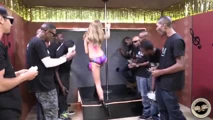 Bondage equipment butt
