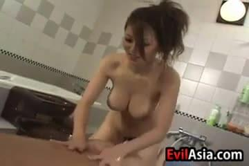 pussy in use