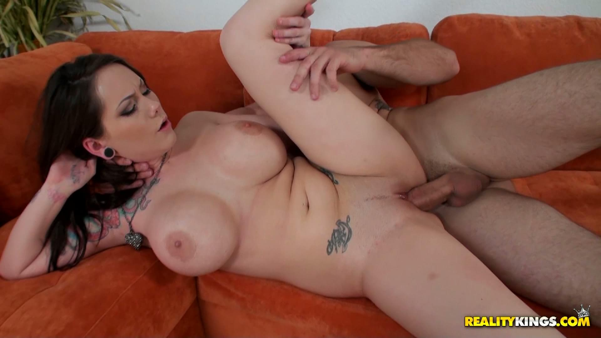 Busty coed ashton pierce gets her young pussy fucked hard 7