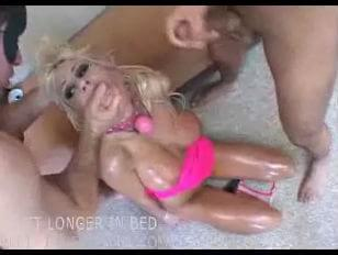 image Sjc roughed up blonde anal fuck toy