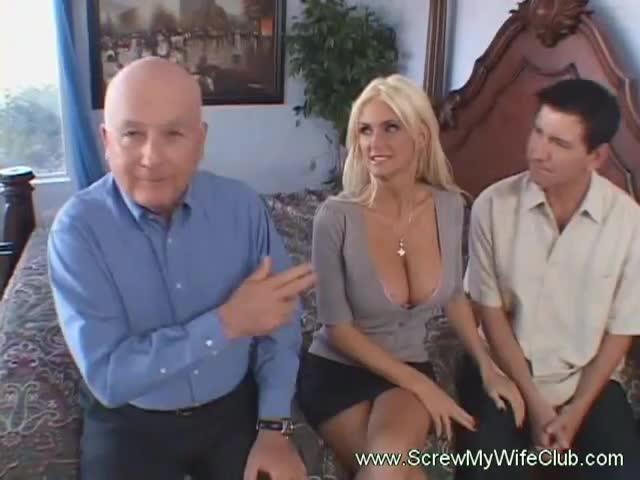 Husband Watches Swinger Wife