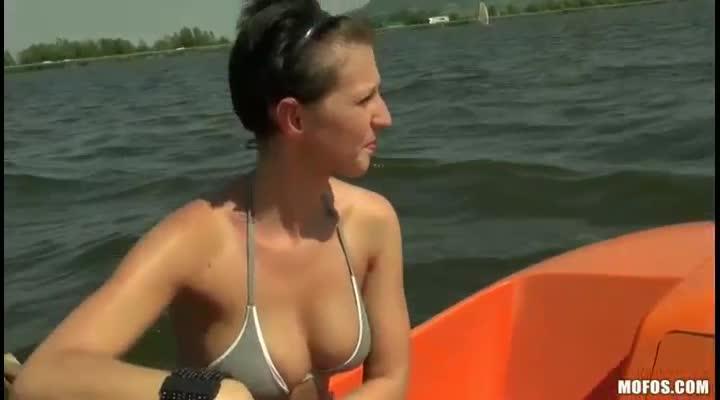 Super slut czech Busty