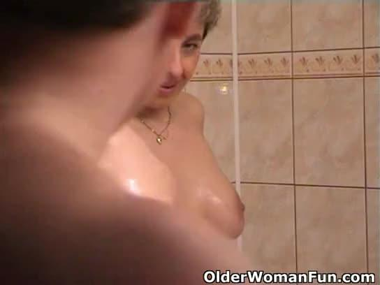 Chesty moms nude