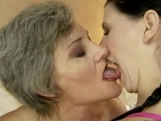 Granny Making Love With Teen 5