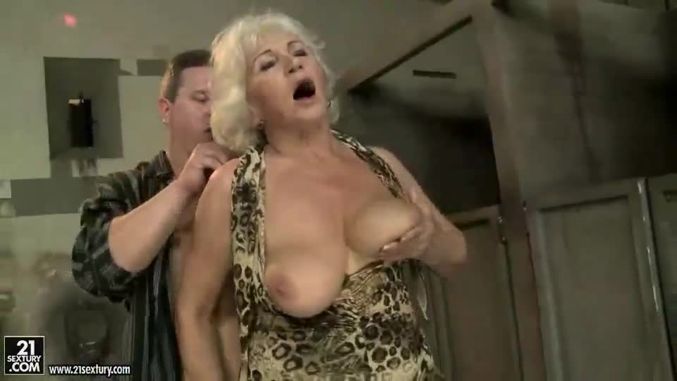 Community center toilet voyeur ii gassy granny - 1 part 8