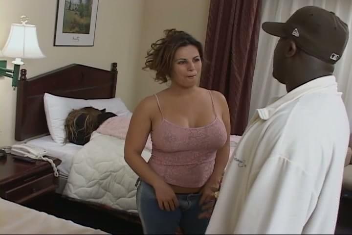 Latinas On Black Cock