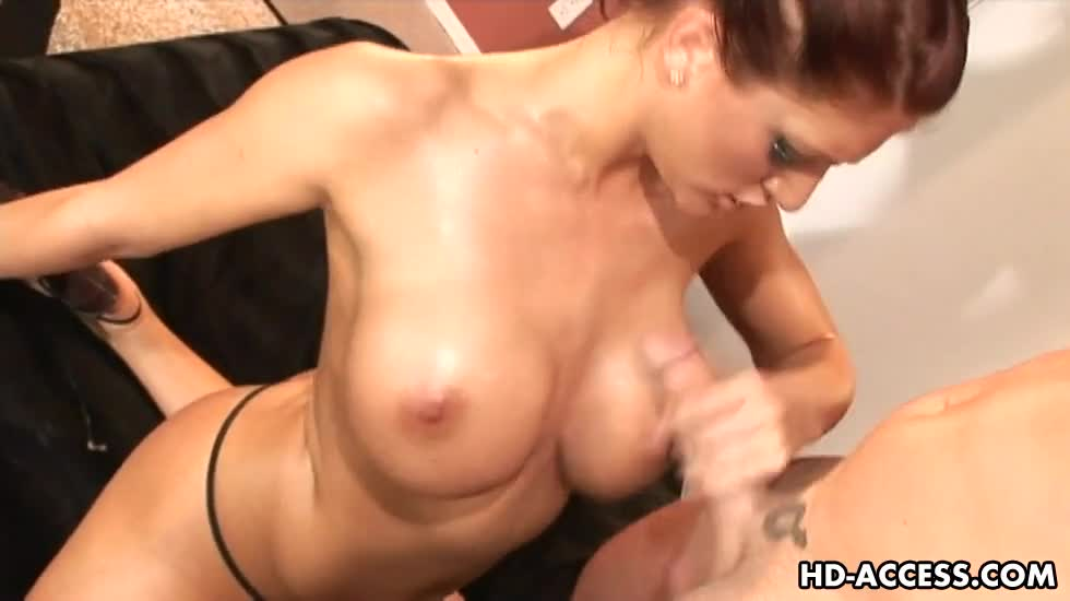 Busty english lesbian action with lexi lowe 4